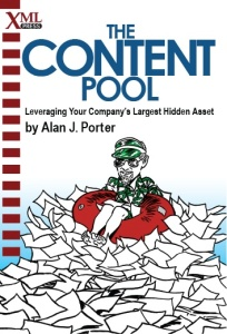THE CONTENT POOL book - Just a week away.